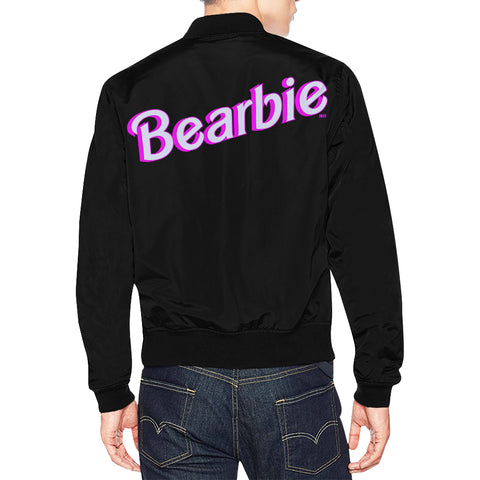 VESTE AVIATEUR HOMME - BEARBIE BB FONT