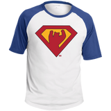 T-shirt Raglan Homme - Original Super Bear