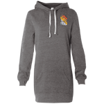 Robe Sweatshirt Brodée - Bear Rainbow Paw