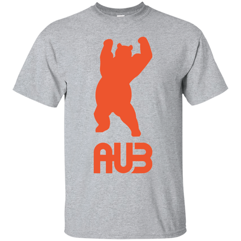 T-Shirt classique Homme - Orange Dancing Bear