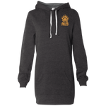 Robe Sweatshirt Brodée - Antic Gold Bear Paw