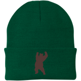 Bonnet Brodé - Brown Dancing Bear
