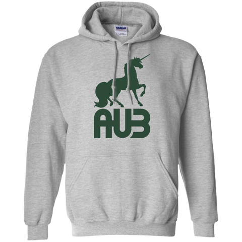 Sweat à capuche Unisexe - Forest Green Unicorn
