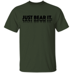 T-Shirt Classique Homme - Black Just Bear It