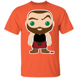 T-Shirt Classique Homme - Funky Kilted Brown Beard II
