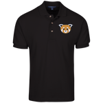 Polo Homme Brodé - Stuffed Red Panda