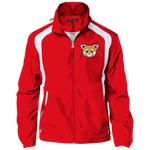 Veste Colorblock Homme Brodée - Stuffed Red Panda
