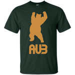 T-Shirt classique Homme - Antic Gold Dancing Bear