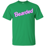 T-Shirt classique Homme - Bearded BB Font II
