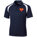 Polo Golf Homme Brodé - Original Super AUB