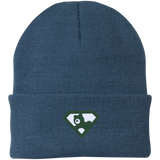 Bonnet Unisexe Brodé - Forest Green Super AUB
