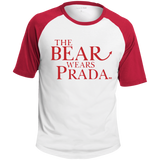 T-shirt Raglan Homme - The Bear Wears Prada