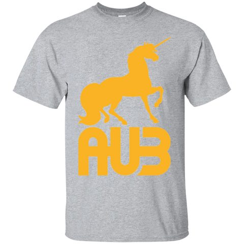 T-Shirt classique Homme - Athletic Gold Unicorn