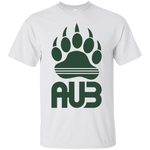 T-Shirt classique Homme - Forest Green Bear Paw