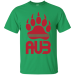 T-Shirt classique Homme - Red Bear Paw