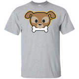 T-Shirt classique Homme - Stuffed Puppy With Bone