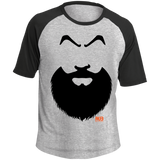 T-shirt Raglan Homme - Beard Original