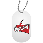 Collier Dog Tag - Meeow