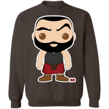 Pull-over Unisexe - Funky Kilted Black Beard II