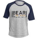 T-shirt Raglan Homme - Bear Is The New Black