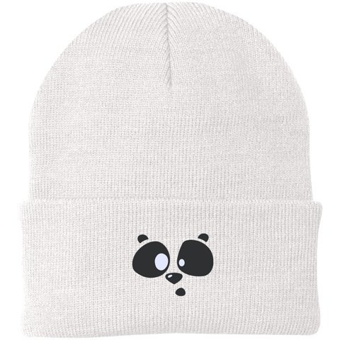 Bonnet Brodé - Surprised Panda