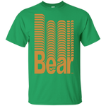 T-Shirt classique Homme - Antic Gold Sliding Bear