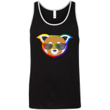 Débardeur Unisexe - Stuffed Rainbow Beach Red Panda
