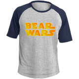 T-shirt Raglan Homme - Bear Wars