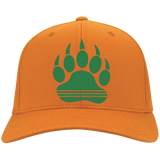 Casquette brodée - Kelly Green Bear Paw