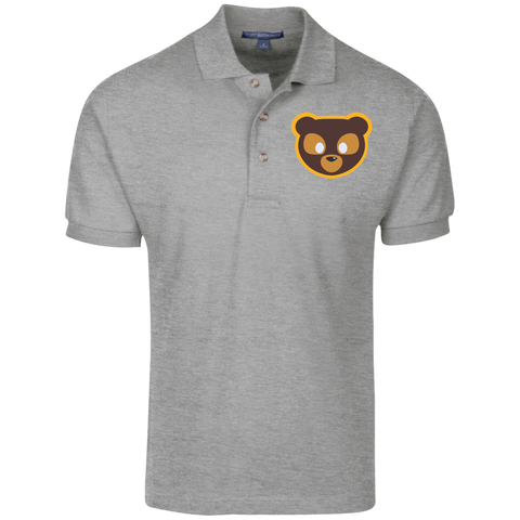 Polo Homme Brodé - Teddy Bear