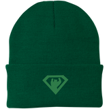 Bonnet Brodé - Kelly Green Super Bear
