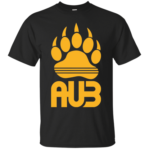 T-Shirt classique Homme - Athletic Gold Bear Paw
