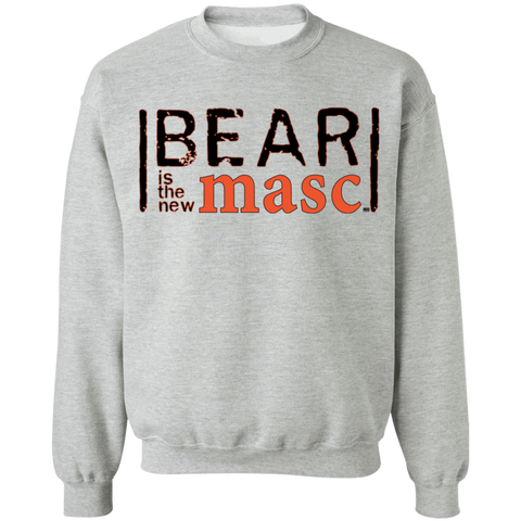 Pull-over Unisexe - Bear is the new Masc