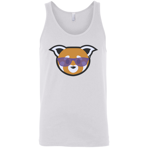 Débardeur Unisexe - Purple Beach Red Panda