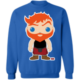 Pull-over Unisexe - Funky Kilted Ginger Beard