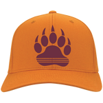 Casquette brodée - Maroon Bear Paw