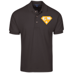 Polo Homme Brodé - Athletic Gold Super AUB