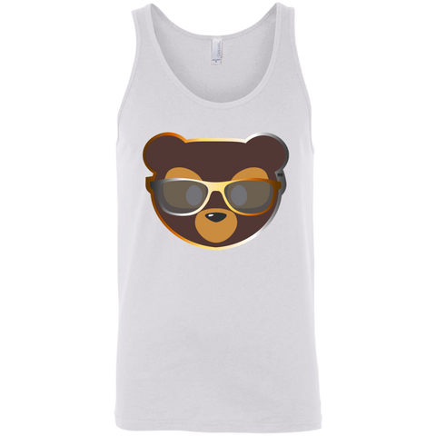Débardeur Unisexe - Bear Rainbow Beach Teddy Bear