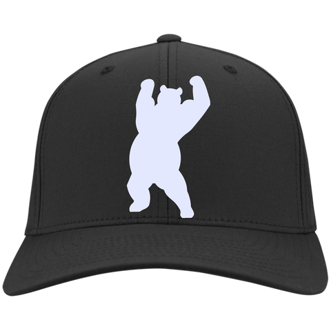 Casquette brodée - White Dancing Bear