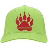 Casquette brodée - Red Bear Paw