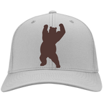Casquette brodée - Brown Dancing Bear
