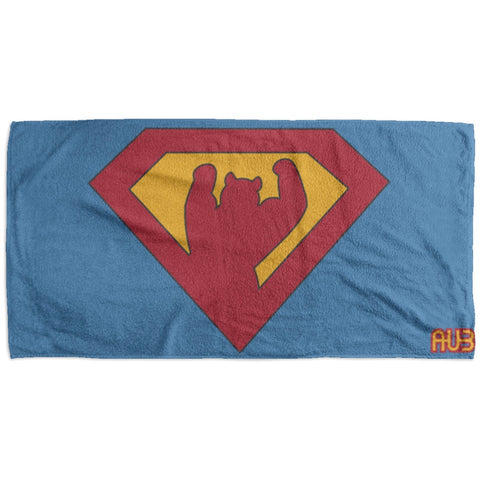 Serviette de plage King Size - Original Super Bear