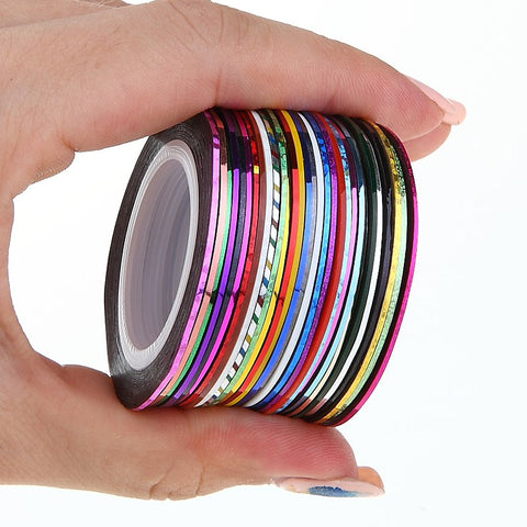 Image of Striping Tape, 1 mm, 30 Rolls + 1 Case