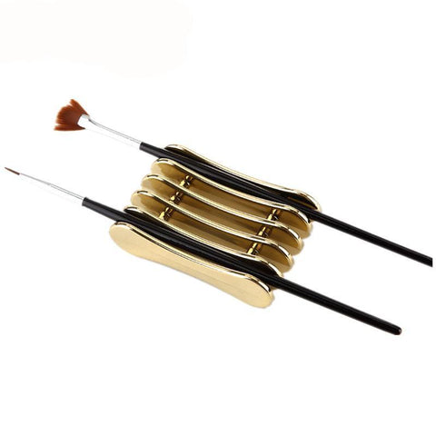 Image of Brush Holder, 5 Slots