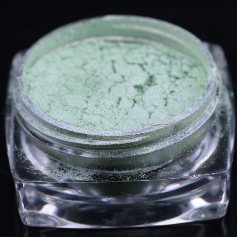 Green Pigments, 6 Jar Set
