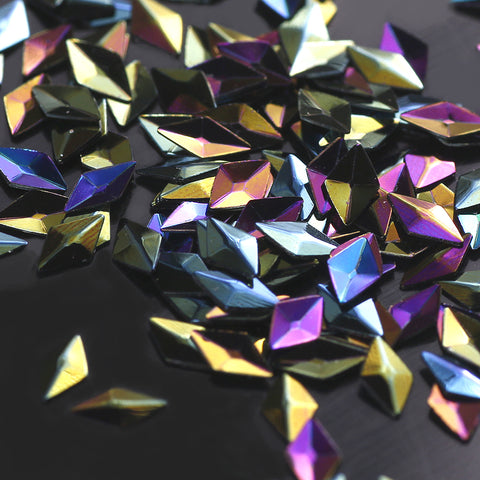 Image of Dome Diamond Sequins, 12 Styles