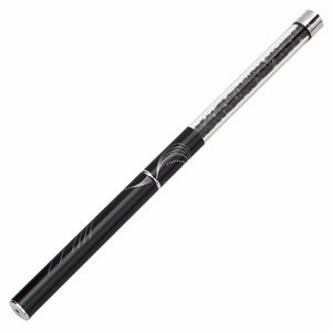 Acrylic Brush, Black Rhinestone Handle