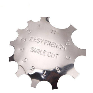 Easy Smile Line Cutter, 1 Piece