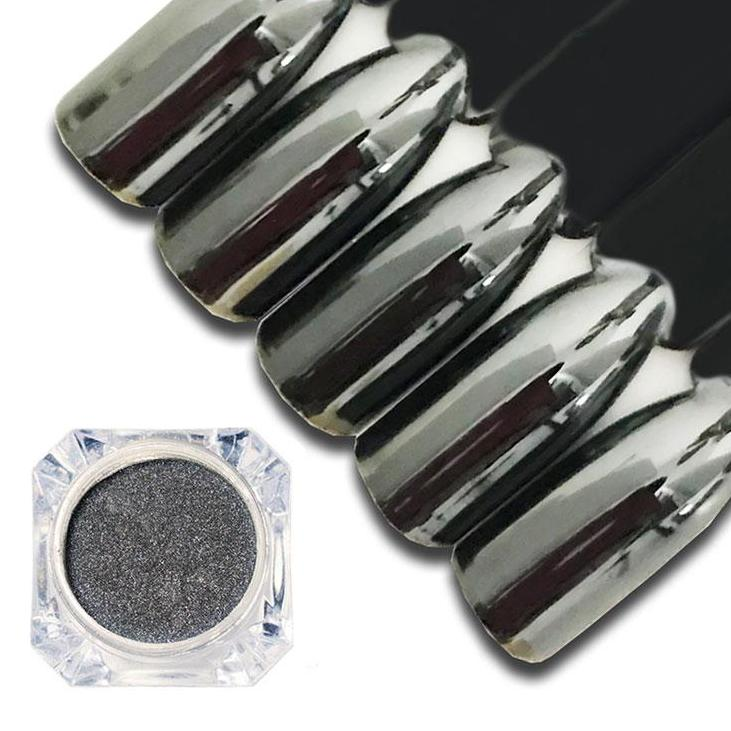 Black Mirror Chrome Pigment, 1g