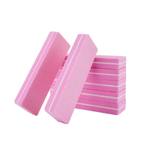 Buffers, Pink 20 Pieces